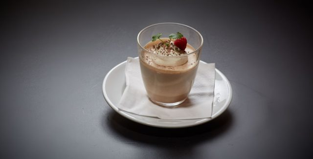 Choklad- och kaffemousse