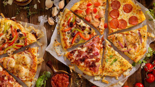 Pizzabuffé 8 november